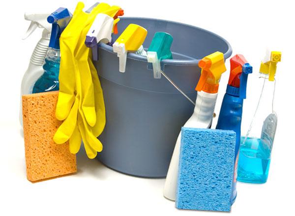 Čistiace a hygienické prostriedky